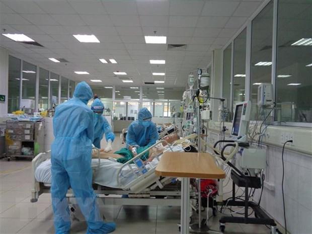 TP.HCM có bệnh nhân COVID-19 đầu tiên tử vong, là con gái chủ quán bánh canh - Bộ Y tế - Trang tin về dịch bệnh viêm đường hô hấp cấp COVID-19