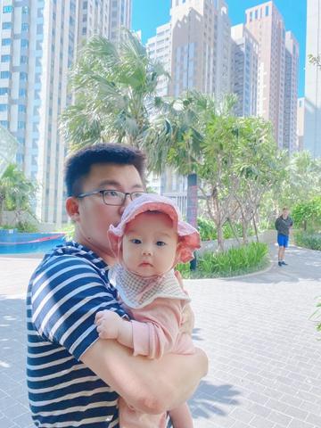 اولین باری که فرزندم را دیدم ، با دانستن اینکه من پدر شده ام ، اشک ریختم - عکس 5.