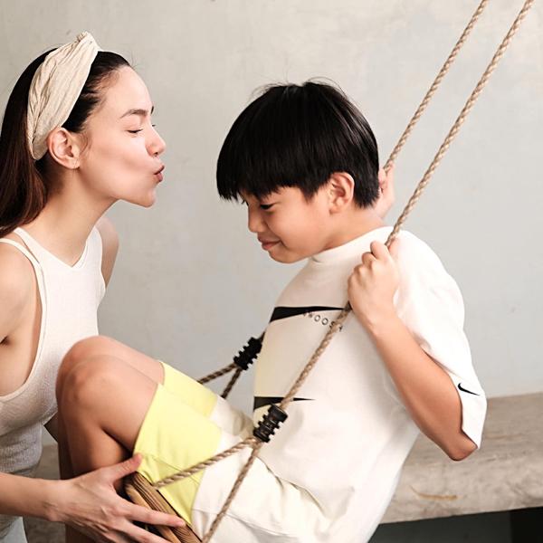 Hồ Ngọc Hà - Cường Đô la chia tay nhưng Subeo vẫn được cả bố mẹ lẫn mẹ quan tâm hết lòng - Ảnh 3.