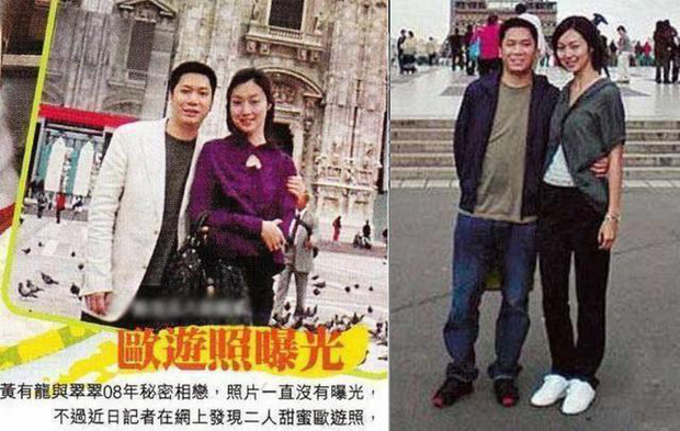 Che giấu suốt 16 năm, Triệu Vy chưa bao giờ nhắc tới người vợ cũ của chồng là Hoa hậu chuyên đi đào mỏ nổi tiếng - Ảnh 4.