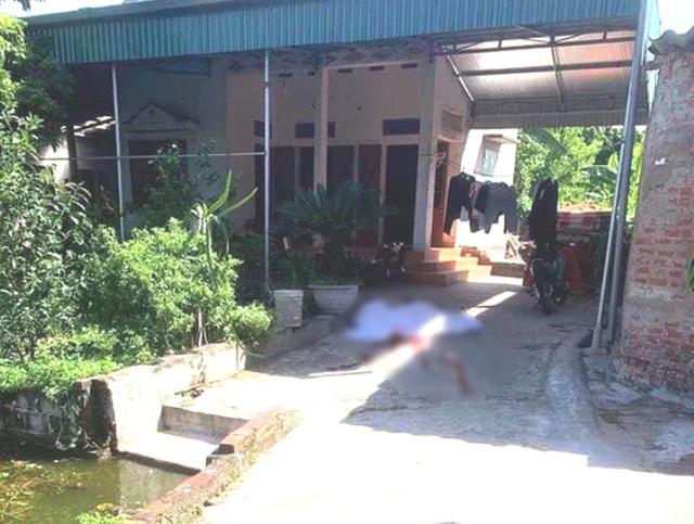Vụ thảm sát cả nhà vợ ở Thái Bình: Bà nội khóc nghẹn khi 2 cháu nhỏ liên tục hỏi mẹ đâu rồi - Ảnh 1.