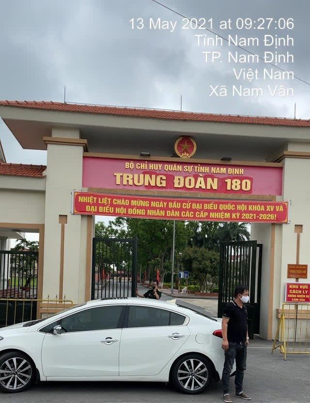 Người cha đặc biệt trong khu cách ly nam ở Nam Định - Ảnh 12.