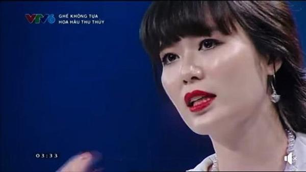 Hoa hậu Thu Thủy từng nói gì về lễ tang không nước mắt trên truyền hình? - Ảnh 2.