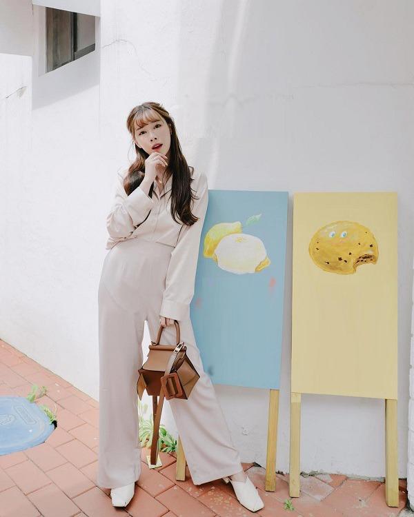 آموزش پوشیدن شلوار پهن فوق العاده زیبای دختران تایلندی - عکس 3.