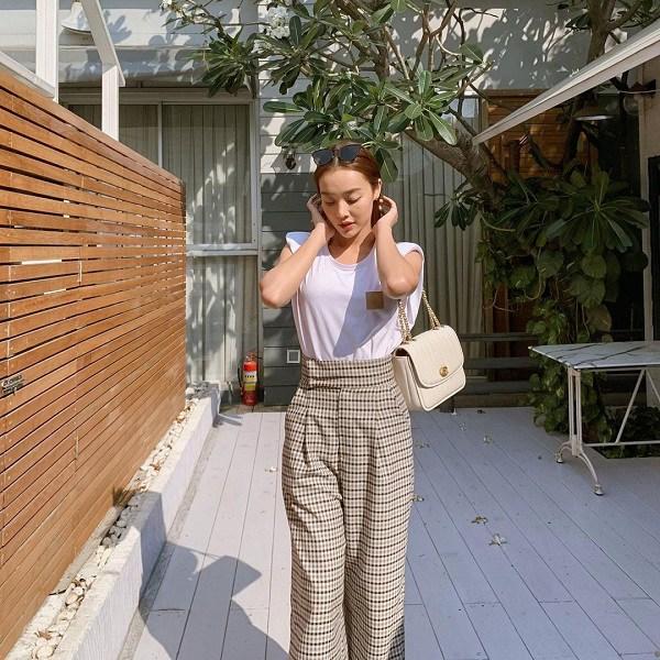 آموزش پوشیدن شلوار پهن فوق العاده زیبای دختران تایلندی - عکس 7.