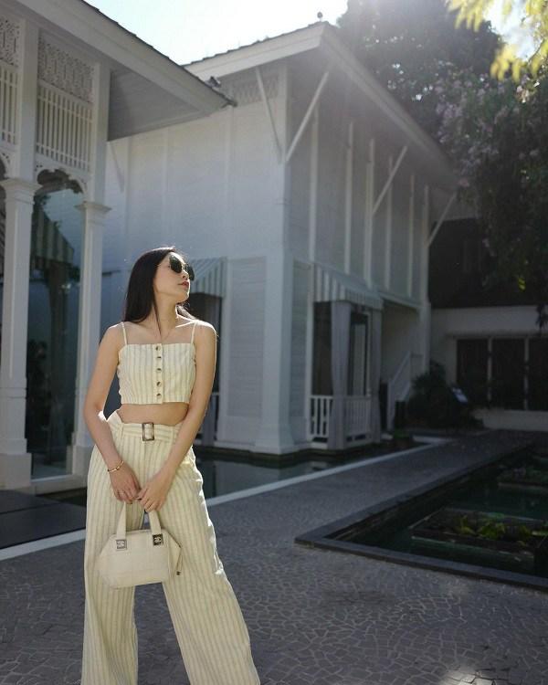 بیاموزید که چگونه شلوارهای پهن فوق العاده زیبا از دختران تایلندی بپوشید - تصویر 10.