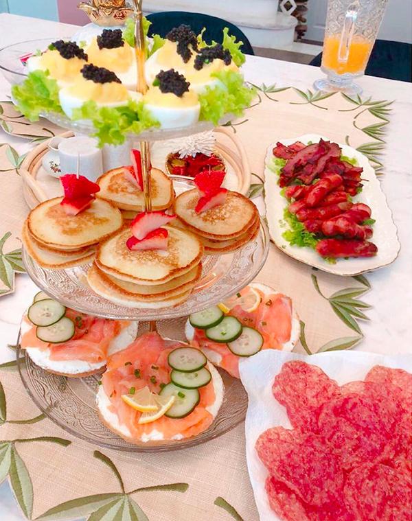 Chị chồng Hà Tăng thừa hưởng khả năng nấu nướng từ mẹ - Ảnh 7.