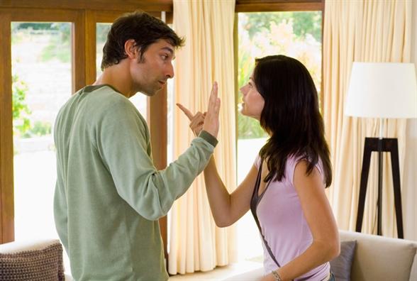 Tuyệt chiêu để vợ chồng tránh cãi nhau trong nhà - Ảnh 2.