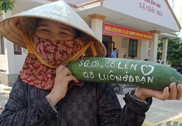 مردم کوانگ بین به اقوام خود در جنوب عشق می فرستند - عکس 7.