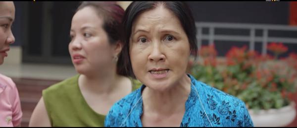 NSƯT Thanh Hiền: Cô Mến Sao tháng Tám bất ngờ lột xác thành bà mẹ chồng đáng ghét trong Mùa hoa tìm lại - Ảnh 2.