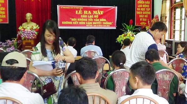 Lai Châu: Giải pháp nhằm hạ nhiệt tình trạng tảo hôn, kết hôn cận huyết thống - Ảnh 2.