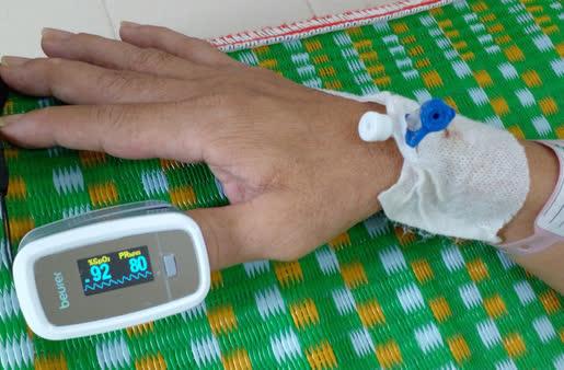 Sát thủ thiếu oxy thầm lặng ở bệnh nhân COVID-19 - Ảnh 4.