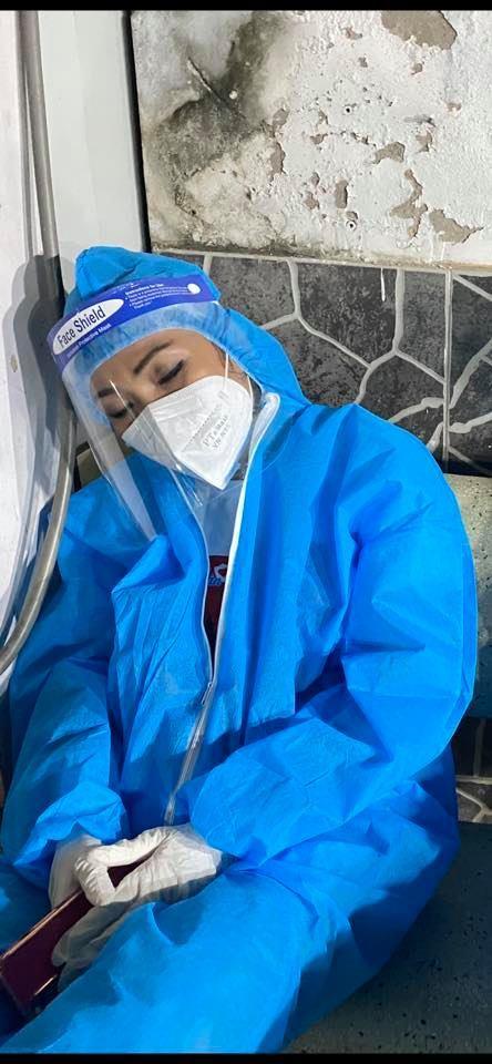 Phương Thanh: Tôi làm tình nguyện viên đến 1h sáng, con gái vẫn đợi mẹ về - Ảnh 6.