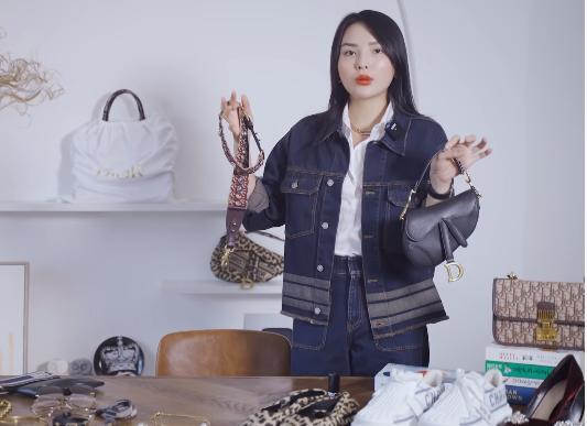 Lóa mắt tủ đồ Dior nửa tỷ của Hoa hậu Kỳ Duyên - Ảnh 6.