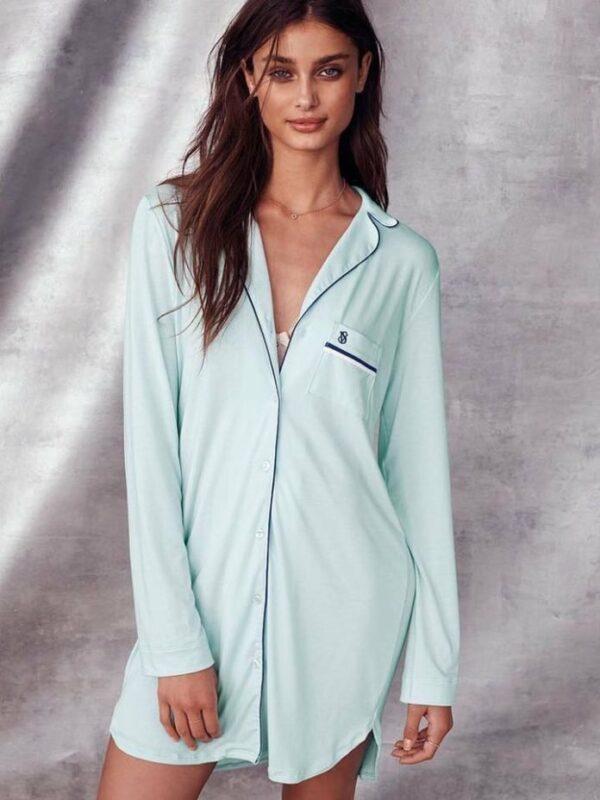 Những kiểu váy mặc nhà nghỉ dịch mát mẻ, thoải mái mà vẫn thời trang khiến nàng thích mê - Ảnh 7.