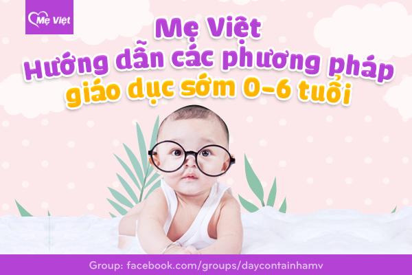 Mẹ Việt – Thương hiệu hướng dẫn phương pháp giáo dục sớm Glenn Doman - Ảnh 3.