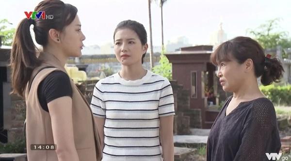 """""""Em gái"""" Phương Oanh nói gì khi bị thay vai trong """"Hương vị tình thân 2""""? - Ảnh 2."""