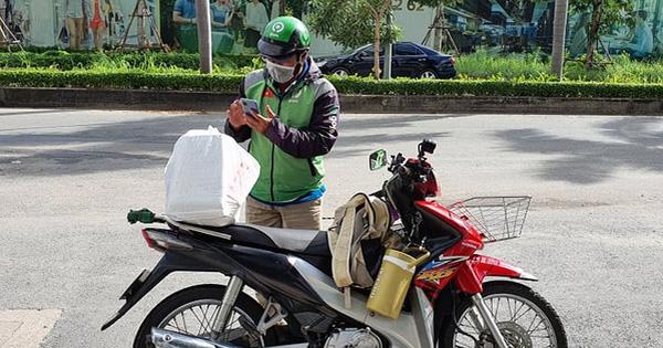 Nhiều ứng dụng giao hàng buộc lòng tăng phí do lưu thông khó khăn - Ảnh 1.