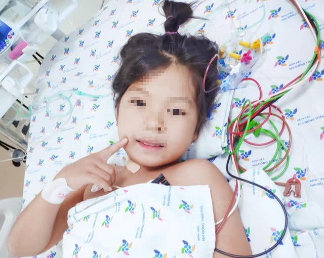 شهر هوشی مین: یک دختر 10 ساله مبتلا به میوکاردیت با تماشایی نجات یافت - عکس 2.