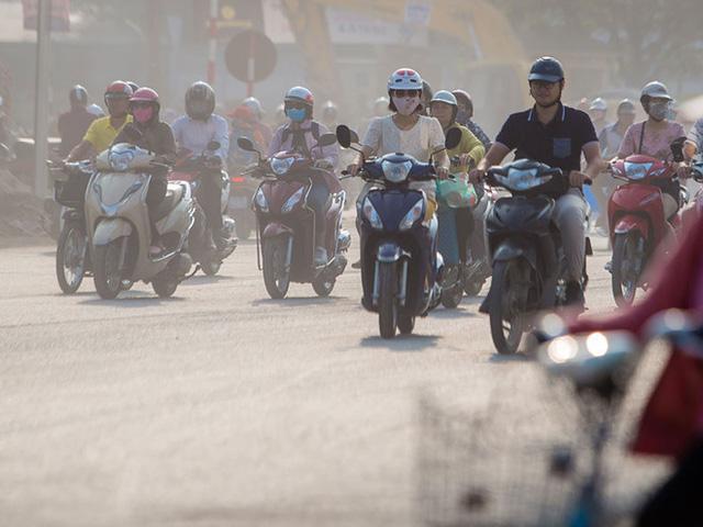 Tuổi thọ người Hà Nội giảm 2,49 năm vì ô nhiễm bụi mịn - Ảnh 2.