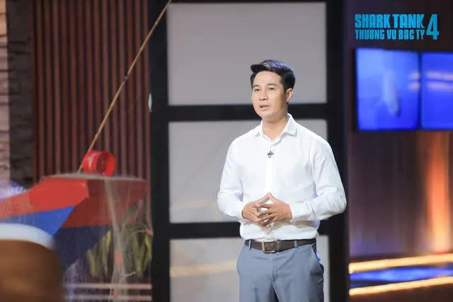 Shark Tank: Quyết chiêu mộ startup Mực nhảy, Shark Liên cạnh tranh với Shark Bình - Ảnh 3.