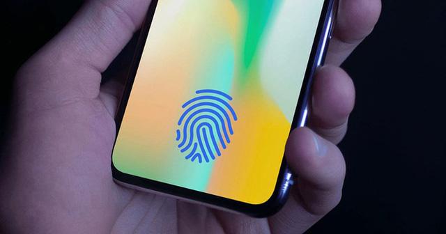 iPhone sắp có Face ID và Touch ID dưới màn hình - Ảnh 1.