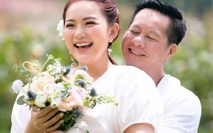 """Chồng cho Phan Như Thảo """"ăn uống kham khổ"""" để giảm cân"""