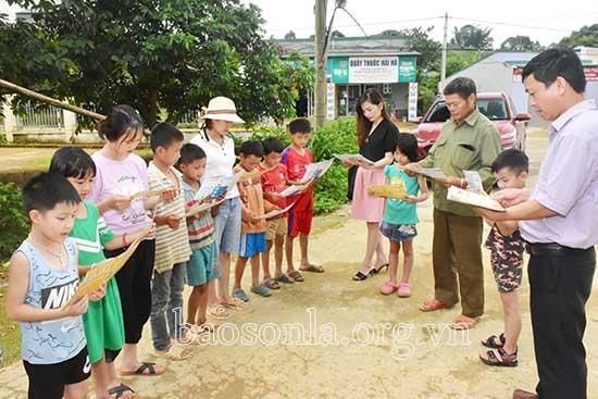 Sơn La ban hành chế độ bồi dưỡng với đội ngũ cộng tác viên dân số - Ảnh 1.