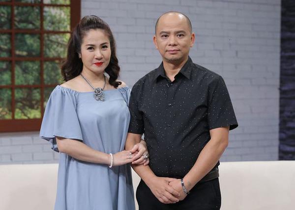 Hôn nhân đời thực bên vợ là người nổi tiếng của  2 bố con Chiến chó Hương vị tình thân - Ảnh 4.