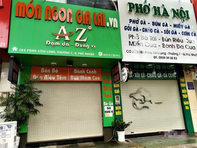 Lý do đằng sau việc hàng quán ở Sài Gòn không mặn mà mở cửa dù đã được phép kinh doanh trở lại - Ảnh 2.