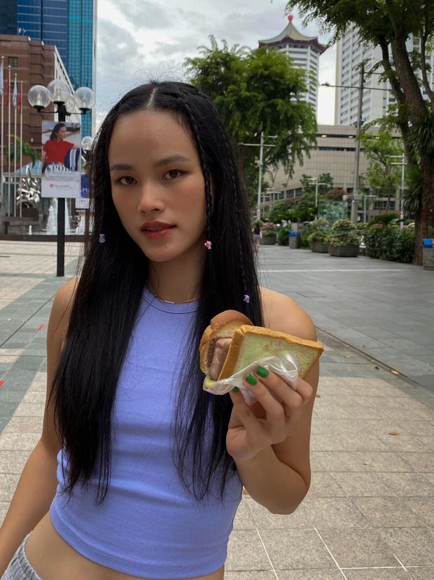 Á quân Next Top Model Tuyết Lan báo tin cả gia đình mắc Covid-19 khi cô đang kẹt ở nước ngoài, tình hình hiện ra sao? - Ảnh 2.