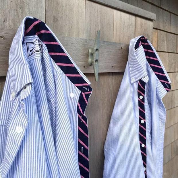 Hàng triệu người mặc áo sơ mi mỗi ngày nhưng không ai biết phần vải nhỏ may ngang sau lưng dùng để làm gì - Ảnh 3.