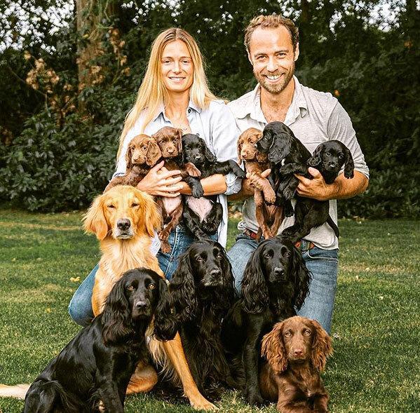 Em trai Kate Middleton kết hôn ở Pháp - Ảnh 3.
