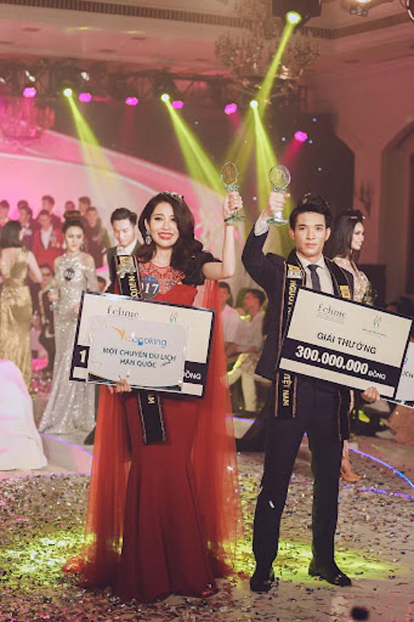Đời tư bên bạn gái nổi tiếng của em trai Thu Quỳnh -  gã sở khanh bị ăn tát nhiều nhất trong Hương vị tình thân - Ảnh 3.