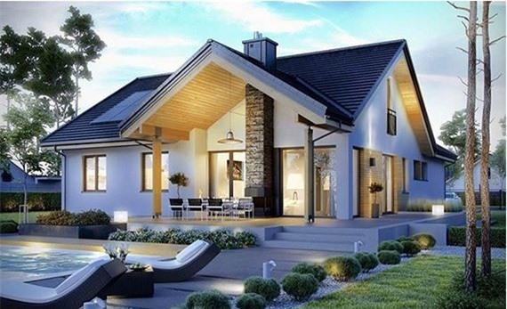 5 kiểu nhà cấp 4 thịnh hành hứa hẹn trở thành xu hướng thiết kế trong năm 2022 - Ảnh 1.