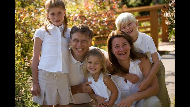 Tiểu thư út nhà tỷ phú Bill Gates dậy thì thành công với nhan sắc rực rỡ ở tuổi 19, chính thức gia nhập hội hot girl con nhà siêu giàu - Ảnh 14.