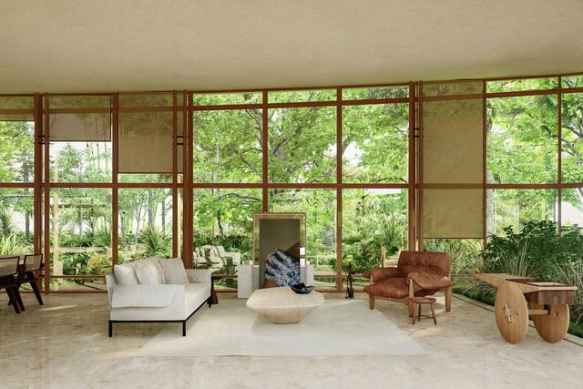 Ngôi nhà 'tàng hình' nhờ dùng thảm cỏ làm mái - Ảnh 6.