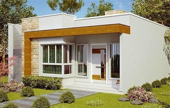 5 kiểu nhà cấp 4 thịnh hành hứa hẹn trở thành xu hướng thiết kế trong năm 2022 - Ảnh 7.