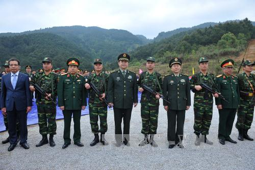 Đại tướng Phùng Quang Thanh - vị tướng tài, trọn nghĩa vẹn tình - Ảnh 2.