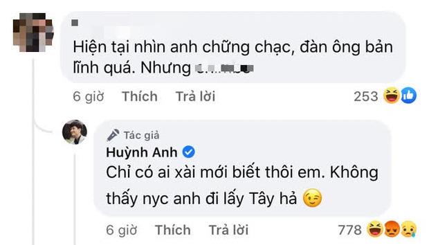 Phốt căng đét của Huỳnh Anh: Bị tố quỵt tiền bùng vai, phát ngôn đăng ảnh phản cảm và hơn thế nữa - Ảnh 3.