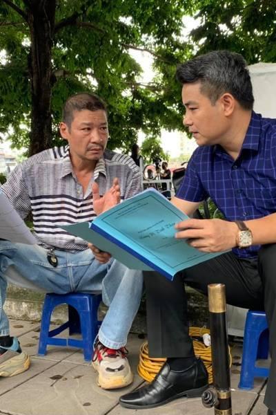 Hậu trường cười nghiêng ngả của dàn diễn viên Hương vị tình thân - Ảnh 16.