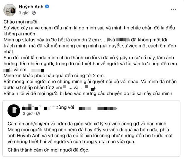 Phốt căng đét của Huỳnh Anh: Bị tố quỵt tiền bùng vai, phát ngôn đăng ảnh phản cảm và hơn thế nữa - Ảnh 9.