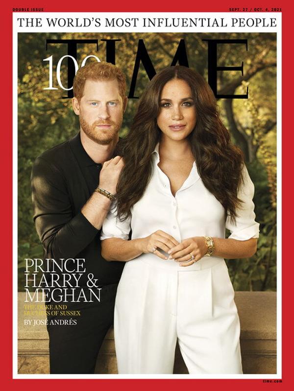 Dân mạng thương Hoàng tử Harry trong hình ảnh mới nhất: Chuyên gia khẳng định Meghan Markle đang lấn lướt chồng - Ảnh 2.