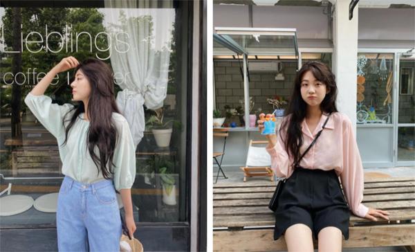 Mẫu áo mùa thu đang phủ sóng khắp mạng xã hội, chị em không sắm thì thiệt bao set đồ sang chảnh ngút ngàn - Ảnh 2.