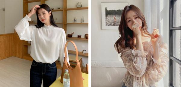 Mẫu áo mùa thu đang phủ sóng khắp mạng xã hội, chị em không sắm thì thiệt bao set đồ sang chảnh ngút ngàn - Ảnh 5.