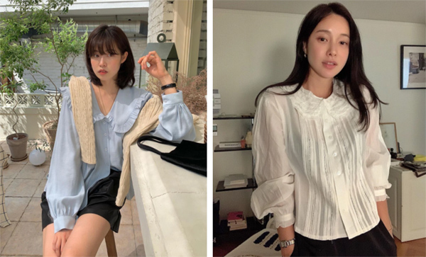Mẫu áo mùa thu đang phủ sóng khắp mạng xã hội, chị em không sắm thì thiệt bao set đồ sang chảnh ngút ngàn - Ảnh 6.