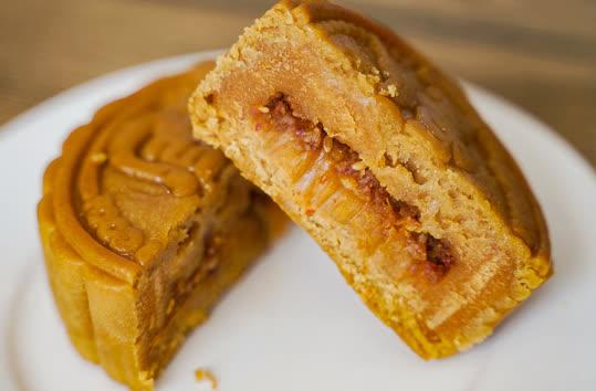 Các mẫu bánh Trung thu nhìn cái muốn mua ăn ngay vì ngon, đẹp và 6 cách ăn để không bị béo - Ảnh 10.