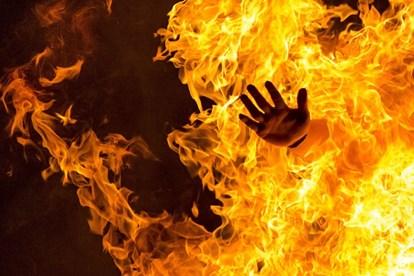Thông tin bất ngờ vụ hỏa hoạn khiến bố và 3 con nhỏ tử vong ở Tuyên Quang - Ảnh 1.
