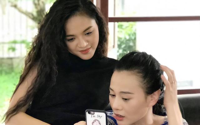 Duyên nợ chị em dâu giữa Phương Oanh và Thu Quỳnh