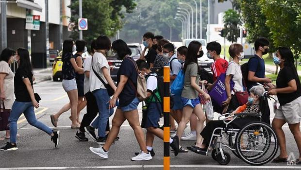 در حال زندگی با کووید -19 ، سنگاپور برای جلوگیری از افزایش سریع تعداد موارد چه می کند؟  - تصویر 2